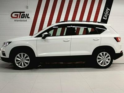 begagnad Seat Ateca 1.6 TDI DSG DRAG APPLE CARPLAY 115hk