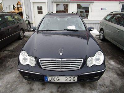 begagnad Mercedes C240 T 4MATIC Automat 170hk