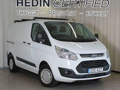 begagnad Ford Custom TRANSIT2.2TDCi 125hk L1 Värmare Taklastsystem