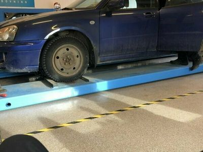 begagnad Subaru Impreza 2,0 GX