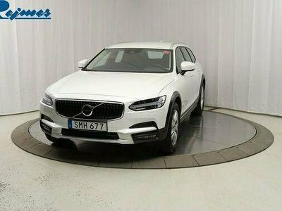 begagnad Volvo V90 CC D4 AWD Advanced SE 2019, Kombi Pris 329 900 kr