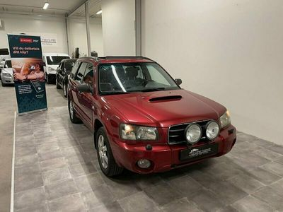 begagnad Subaru Forester 2,0 TURB