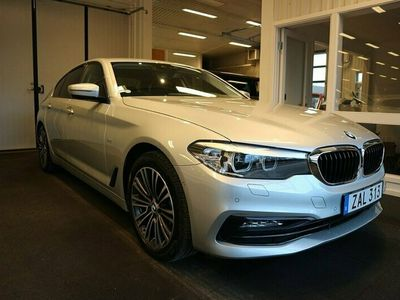 begagnad BMW 530 i xDrive Sedan Sport line 252hk *Automat*
