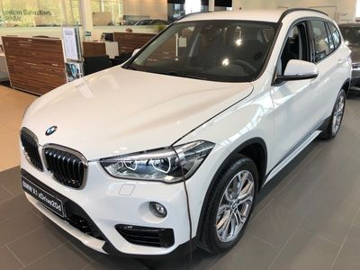 brugt BMW X1 xDrive20d Model Sport / Navi (Kampanj)