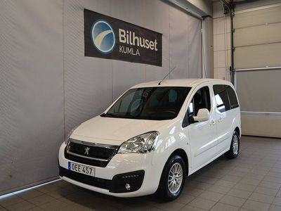 begagnad Peugeot Partner Tepee 1,6HDi 100hk Active Eu6