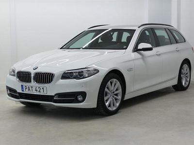 begagnad BMW 520 d, d xDrive T, Sportpaket, Winter pack, Drag Hifi