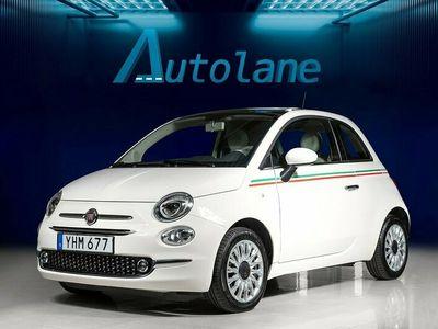 begagnad Fiat 500 1.2 Lounge Panorama Euro 6