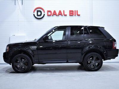 begagnad Land Rover Range Rover Sport 3.0 SDV6 4WD 256HK HSE TAKLUCK D-VÄRM