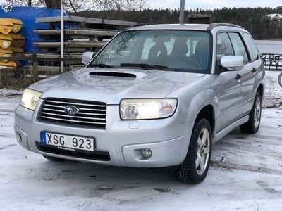 brugt Subaru Forester 2.5 XT Billigaste -07