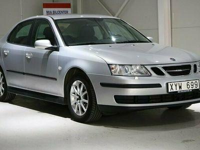 begagnad Saab 9-3 SportSedan 1.8t BioPower Linear lågmil 2007, Sedan Pris 59 000 kr