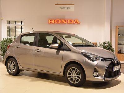 begagnad Toyota Yaris 1.33 Active Automat 99hk