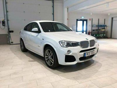 begagnad BMW X4 XDRIVE30D 258hk