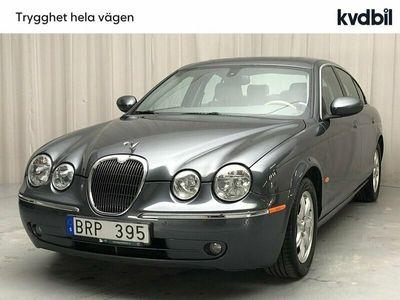 begagnad Jaguar S-Type 3.0 V6 (240hk)