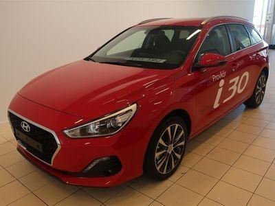 begagnad Hyundai i30 Kombi 1.4 T-GDi DCT Limited Edition