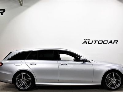begagnad Mercedes E220 Premium AMG 1,95% SOMMARKAMPANJ!