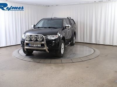 used Mitsubishi L200 Double Cab Business
