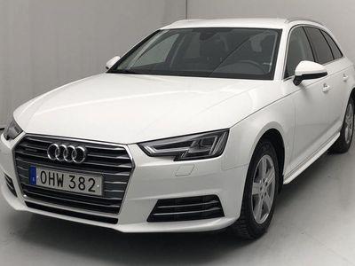 begagnad Audi A4 2.0 TDI Avant quattro