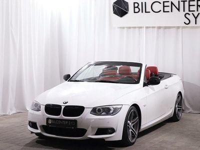 begagnad BMW 335 Cabriolet i DCT, 306hk M-Sport
