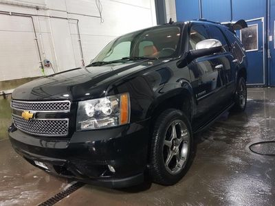 begagnad Chevrolet Tahoe LTZ Flexfuel