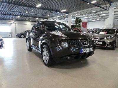 begagnad Nissan Juke 1.6 117hk Tekna