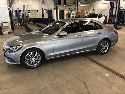 used Mercedes C220 BlueTEC Avantgarde, Comand Online