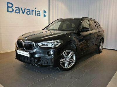 begagnad BMW X1 xDrive20d xDrive 20d M Sport Dragkrok Navigation Head up-display