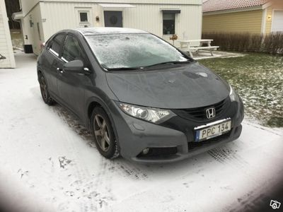 begagnad Honda Civic 1,6 Sport 5dr Skattebefriad/miljö -14