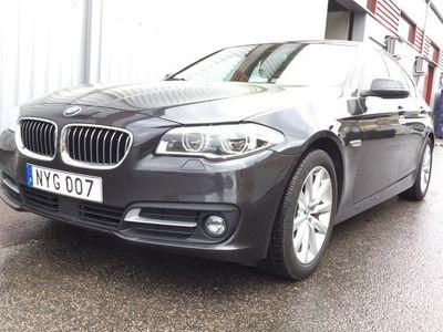 used BMW 520 d xDrive Sedan, F10 (190hk)
