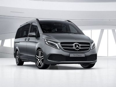 begagnad Mercedes V220 VStandard lång