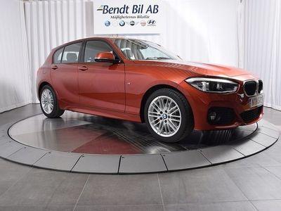 brugt BMW 120 d M-sport -18