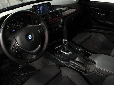 begagnad BMW 320 d xDrive Touring Sport Aut