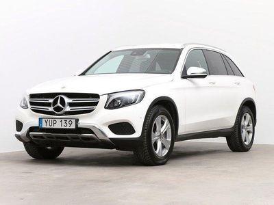 begagnad Mercedes GLC250 AMG / Värmare / Drag