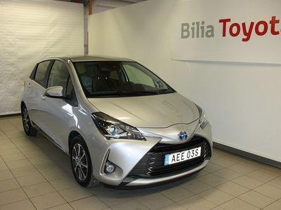 begagnad Toyota Yaris Hybrid 1.5 Y20 5d