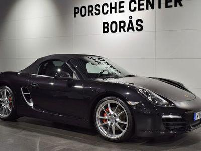 begagnad Porsche Boxster S S / PDK