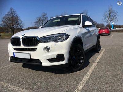 begagnad BMW X5 xDrive25d - Night vision 7 sitsig -17