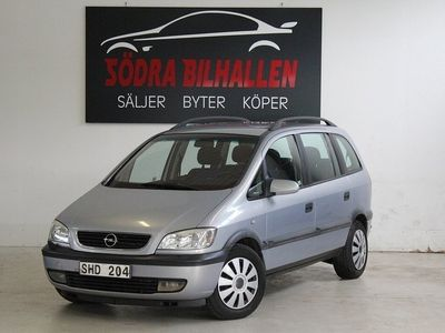used Opel Astra 2.2 7-sits 147hk