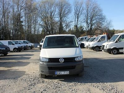 used VW Transporter 2.0 TDI 4X4 DSG Drag -11