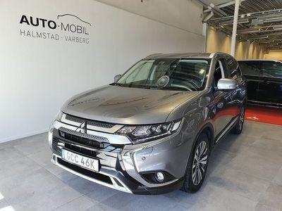 begagnad Mitsubishi Outlander 2.0 Business 7-sits 4WD