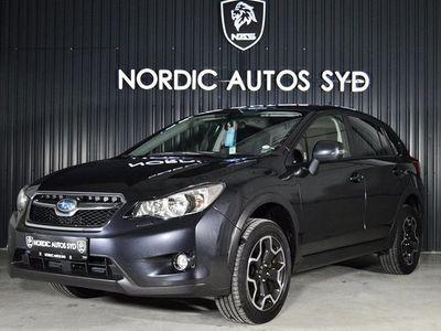 begagnad Subaru XV 2.0 4WD Lineartronic 150hk Navi, Drag
