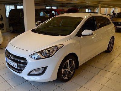 begagnad Hyundai i30 1.6 CRDi 136 Hk GO Edition Kombi