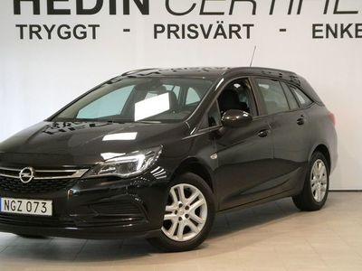 begagnad Opel Astra Sports Tourer 1.4 125hk