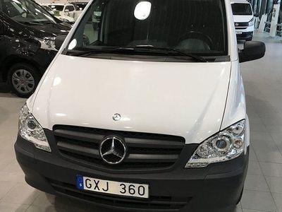 begagnad Mercedes Vito 113 CDI SKÅP LÅNG