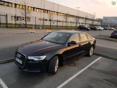 begagnad Audi A6 3.0 Quattro -13