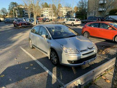 begagnad Citroën C4 2.0