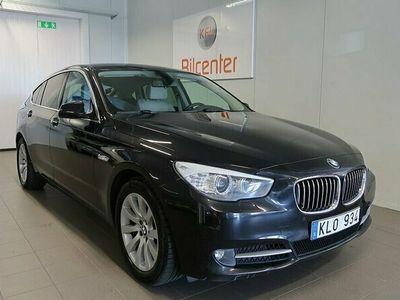 begagnad BMW 520 Gran Turismo d Aut-Helskinn-Drag-Softclose 184hk
