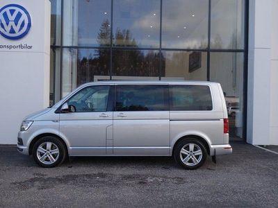 begagnad VW Multivan 2.0 TDI 4Motion DSG High -16