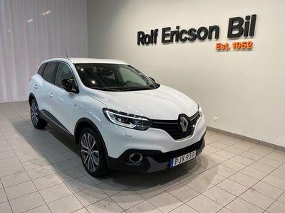 begagnad Renault Kadjar 1,6 dCi 130hk BOSE Edt 4x2