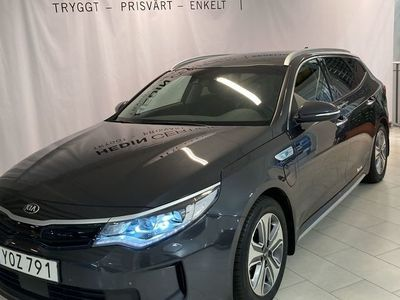 begagnad Kia Optima 2,0 GDI 205HK PLUG-IN-HYBRID PLUS1
