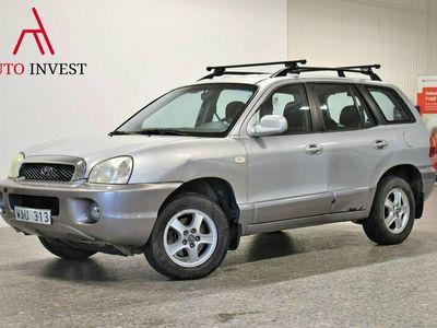 begagnad Hyundai Santa Fe 2.7 V6 4WD Automat 173hk