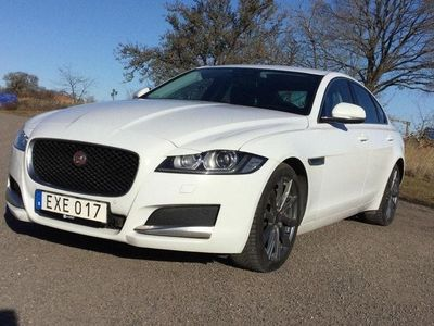 begagnad Jaguar XF E-Performance 2.0D i4 Turbocharged